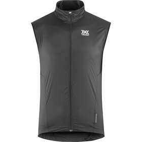 X-Bionic Spherewind Pro Running Vest Men Black/White